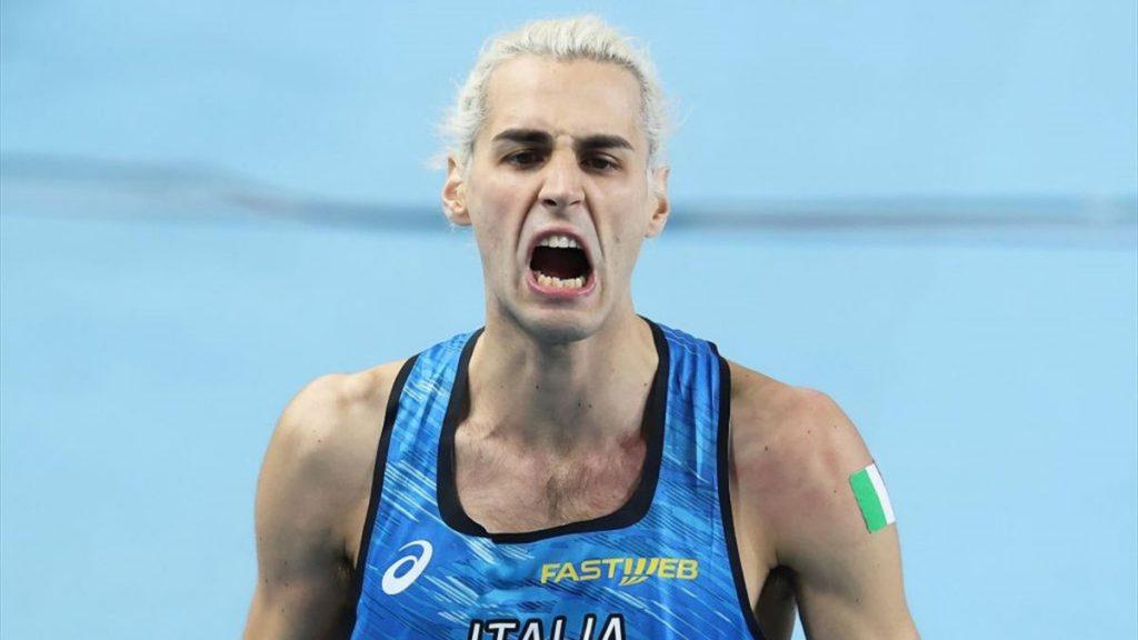Gianmarco Tamberi super al Golden Gala, il ruggito del campione