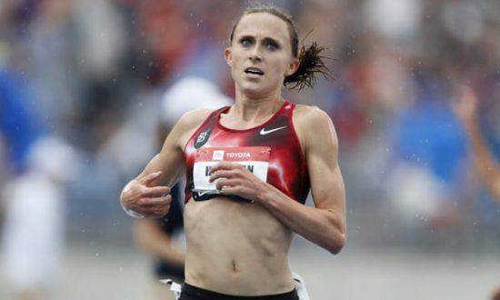 """Doping: primatista americana dei 1500 e 5000 metri, squalificata quattro anni nonostante la scusa del """"burrito"""""""