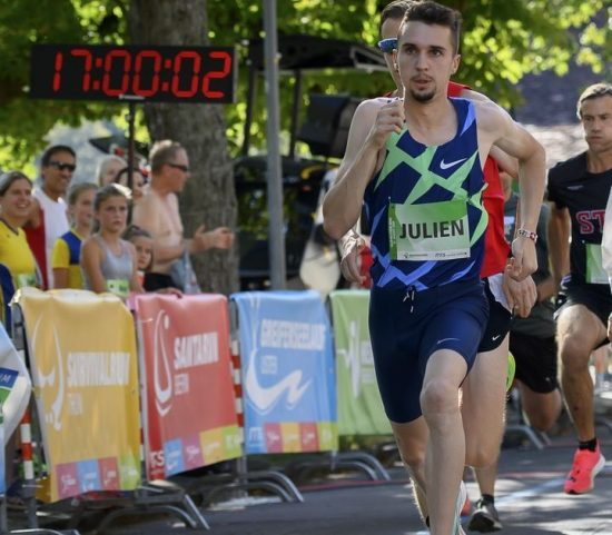 Risultati Lago Maggiore Half Marathon, Julien Wanders vince la mezza