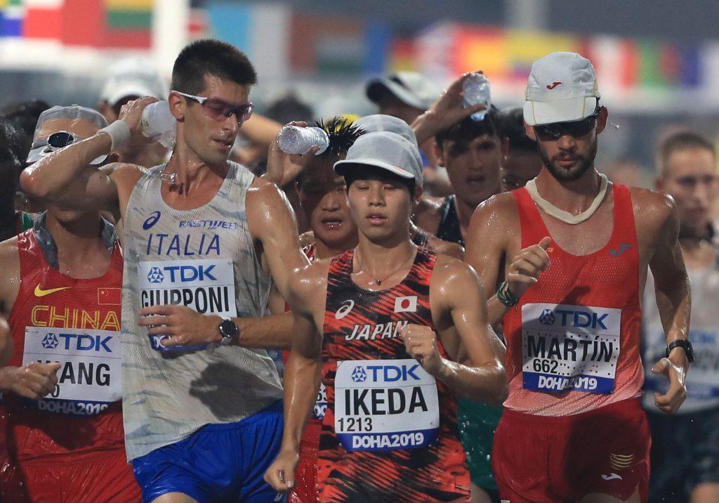 Marcia: confermata una gara mista (uomini e donne insieme) alle Olimpiadi di Parigi 2024