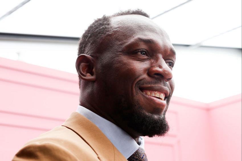 Usain Bolt rivela i nomi dei gemelli Thunder Bolt e St. Leo
