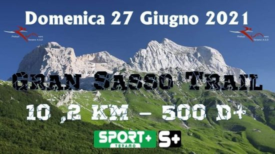 Gran Sasso Trail 27062021 locandina
