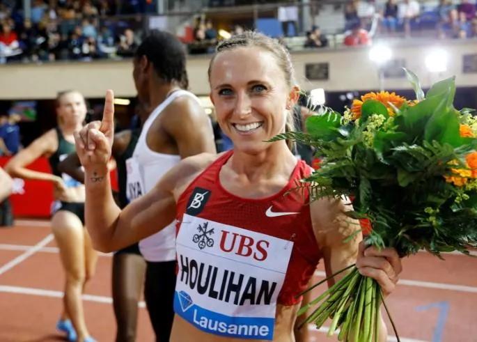 Doping: nonostante i 4 anni di squalifica  Shelby Houlihan potrà correre venerdi 18 giugno nei 1500 e 5000 metri ai Trials Usa