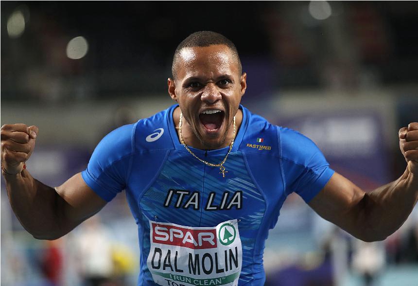 Assoluti Rovereto 2021: strepitoso Record italiano di Paolo Dal Molin nei 110 ostacoli