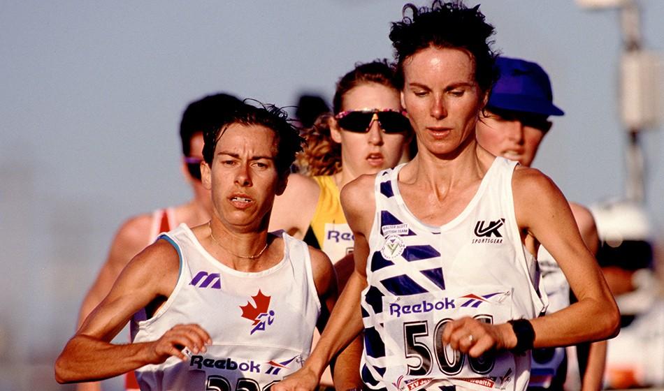 Morta la maratoneta olimpica Karen MacLeod