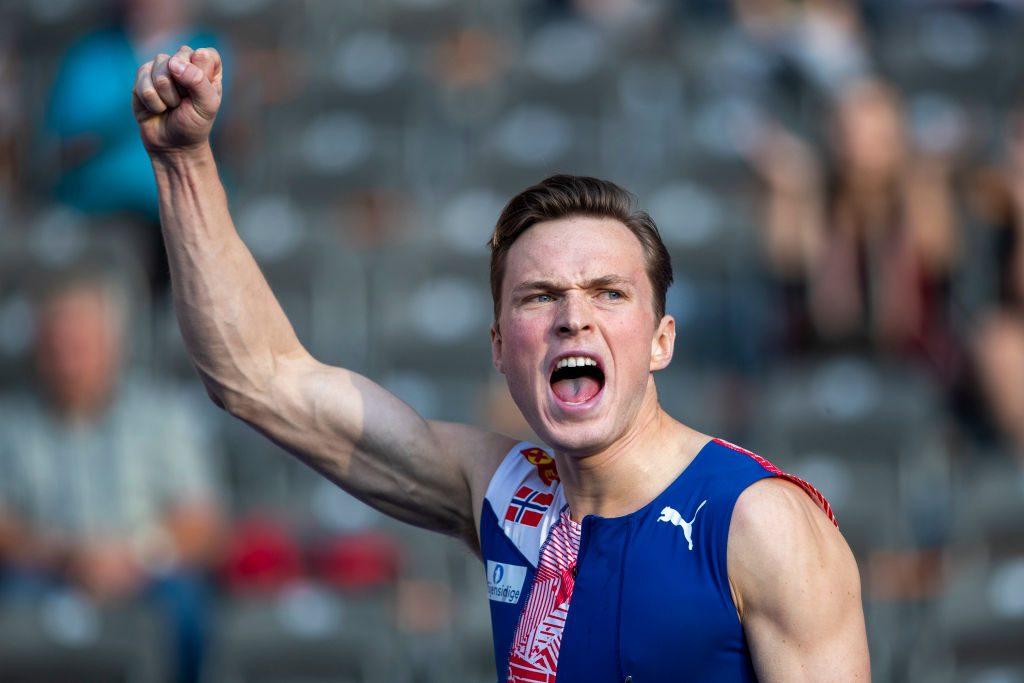 Diamond League Oslo 1° Luglio: Karsten Warholm a caccia del Record mondiale dei400 ostacoli, nei 200 metri c'è l'azzurro Desalu