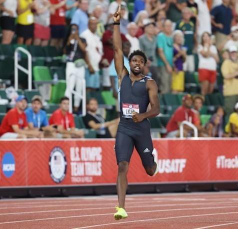 Trials Usa 2021: vittoria di forza di Noah Lyles nei 200 metri-IL VIDEO
