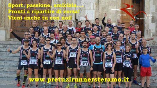 Buona la prima del 2021 della Pretuzi Runners Teramo al Trofeo Avis Spinetoli-Pagliare