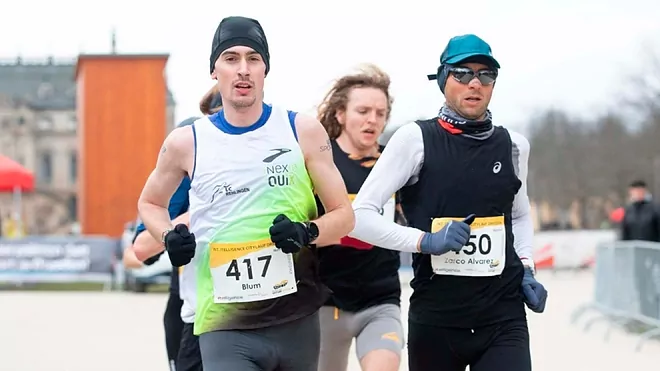 Sospeso Camilo Santiago per due anni:  ha corso la maratona di Dresda con il numero di un altro corridore