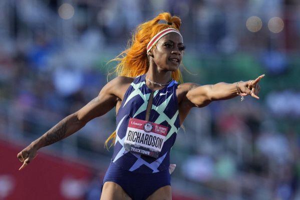 Sha'Carri Richardson domina i 100 metri ai Trials olimpici statunitensi-IL VIDEO