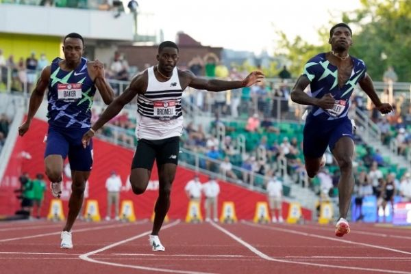 Trials Usa: Trayvon Bromell vince i 100 metri, Rudy Winkler stabilisce il record americano nel martello e Allyson Felix conquista la quinta Olimpiade