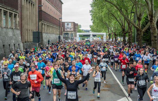 Annullata pure la maratona di Düsseldorf 2021