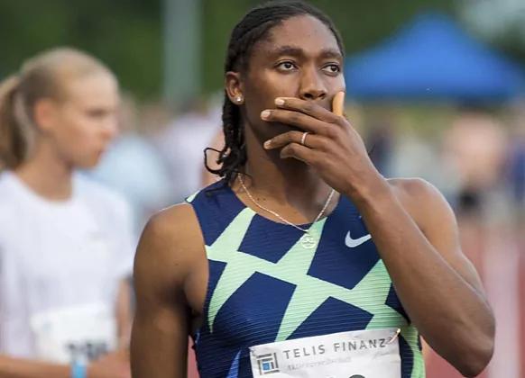Caster Semenya fallisce ancora il tentativo di minimo olimpico nei 5.000 metri