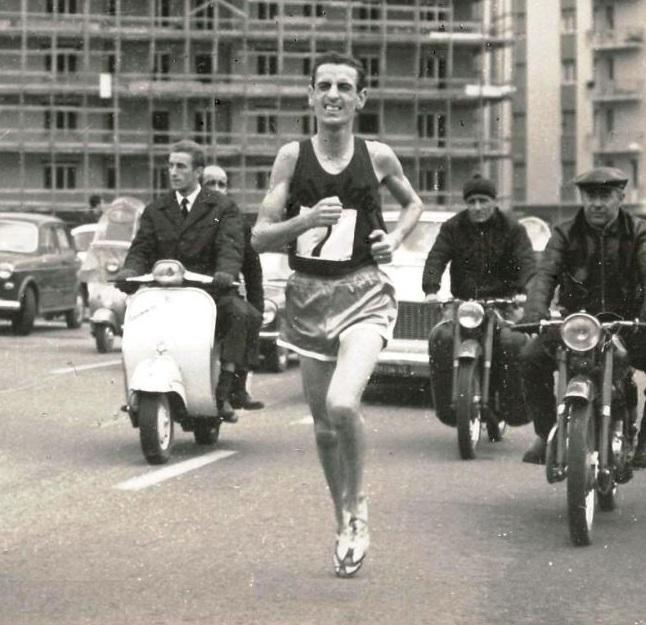 Muore il maratoneta azzurro a Roma '60 Silvio De Florentiis