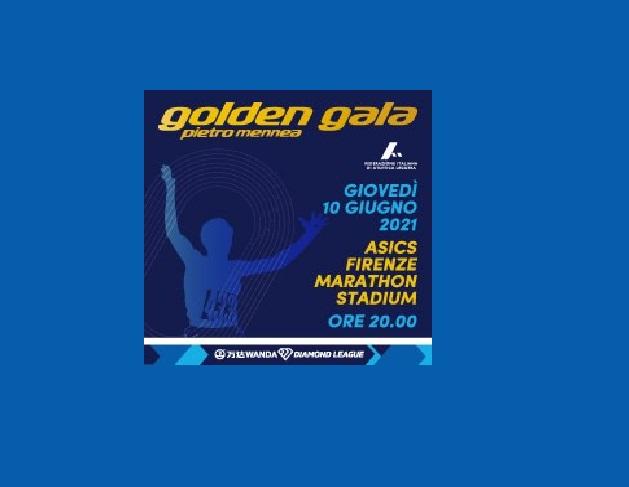 Golden Gala Firenze 10 giugno 2021: orario, start list e diretta TV- Anche qui l'assurda regola dei salti e lanci!