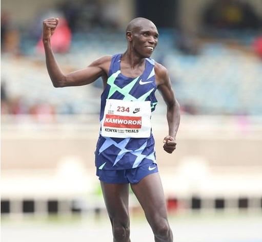 """La """"Bestia"""" è tornata! Geoffrey Kamworor sigilla lo standard olimpico ai Trials keniani"""