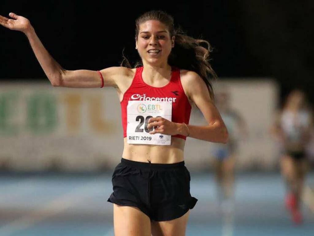 Marta Zenoni si prende il secondo titolo italiano ai tricolori di Grosseto