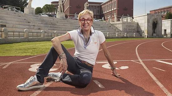 E' morta Paola Pigni leggenda dell' atletica