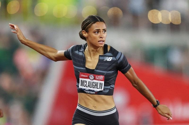 Trials Usa: grandissimo record del mondo di Sydney McLaughlin nei 400 m ostacoli-IL VIDEO