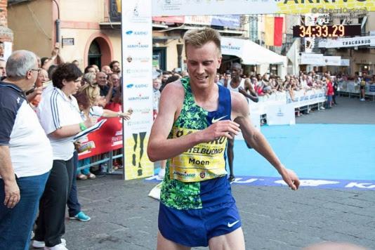 """Sondre Moen e Julien Wanders-i più forti d'Europa- al via nella """"XIII Lago Maggiore Half Marathon"""""""