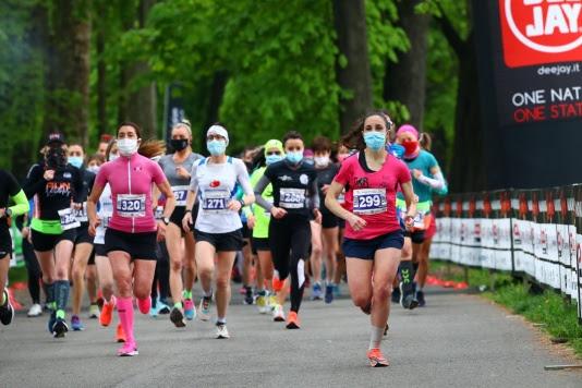 Milano&Monza Run Free, sabato 19 giugno gran finale al Parco Sempione