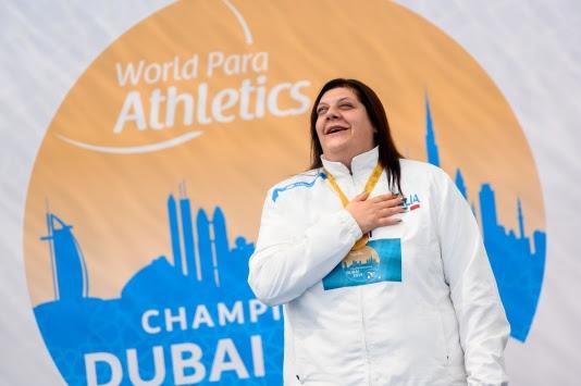 """Assunta Legnante ai Campionati Italiani Paralimpici: """"Alle Paralimpiadi Tokyo voglio vincere il terzo oro"""""""