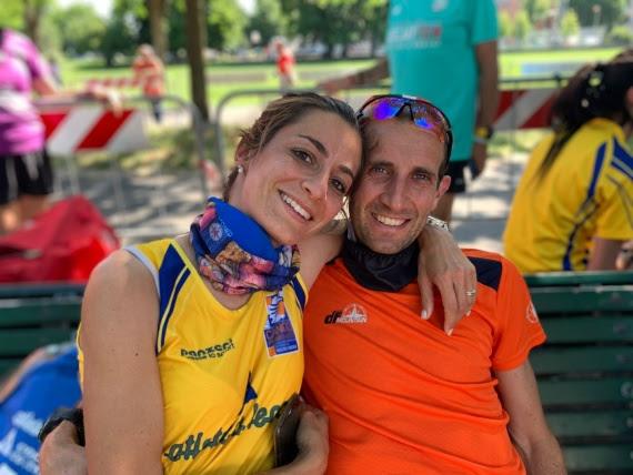 Milano&Monza Run Free, la famiglia Bona vince al Parco delle Cave