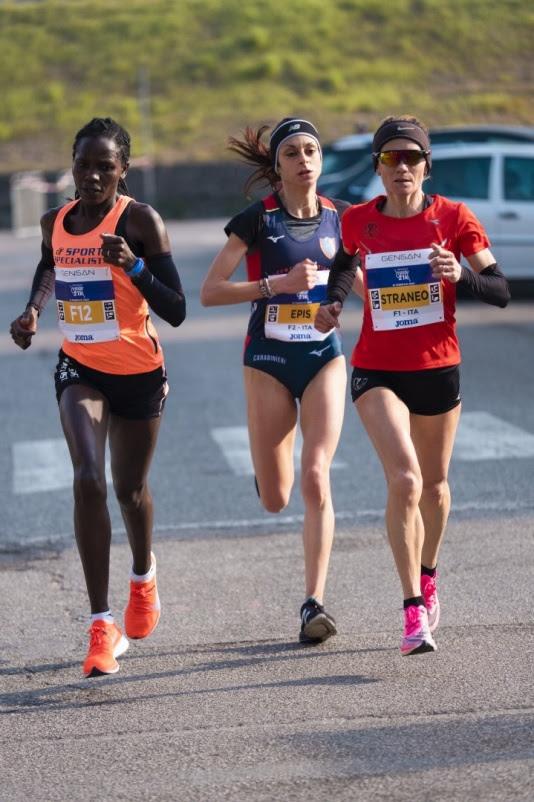 Anche Giovanna Epis correrà la Giulietta&Romeo Half Marathon