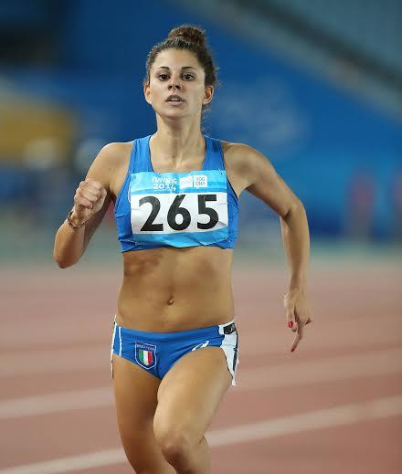 Elena Bellò grande record personale negli 800 metri a Samorin
