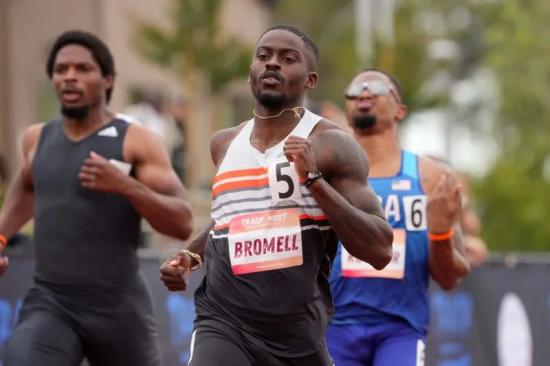 Trials USA 2021: Bromell, Gatlin, Lyles, Baker - la posta in gioco è alta nei 100 metri!