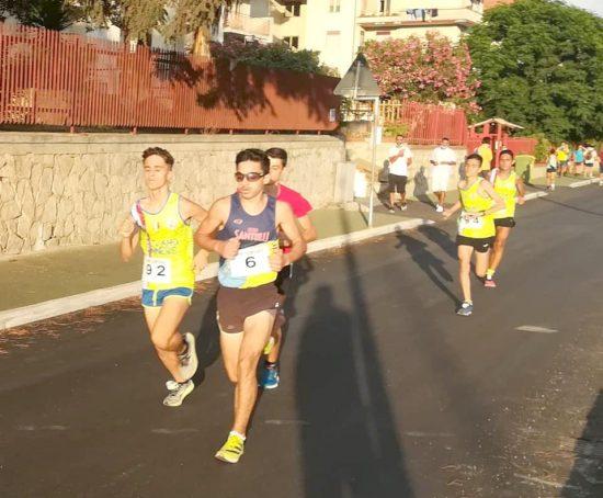 A Caserta l'atletica fa festa. A Sparanise giovani atleti gareggiano per il Titolo Regionali e Provinciali di corsa su strada
