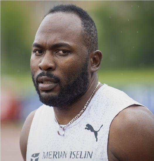 Alex Wilson: non omologato il record europeo dei 100 metri