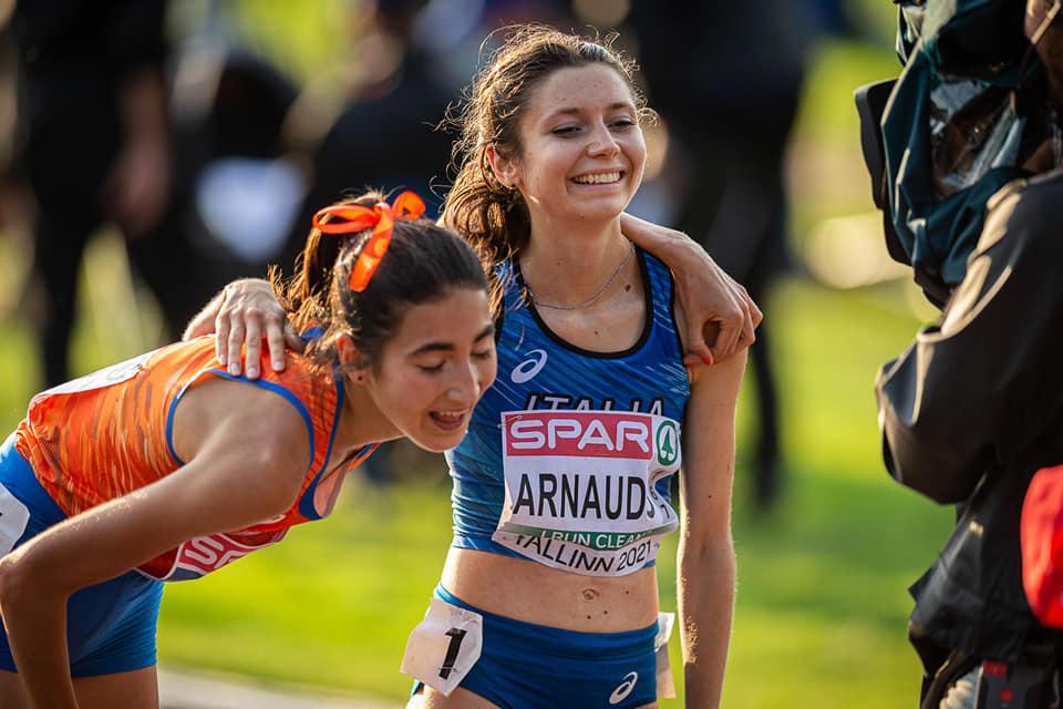 Anna Arnaudo, 10.000m Europei U23, argento e record nazionale U23 È l'ultima gara di una stagione che è andata molto bene di- Matteo SIMONE