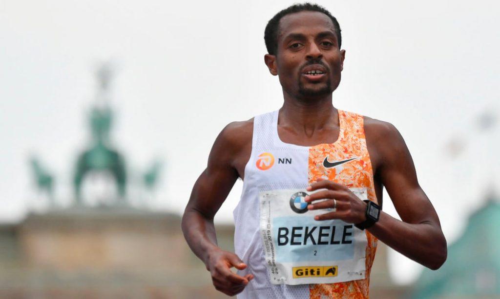 Kenenisa Bekele non è stato convocato per le Olimpiadi di Tokyo