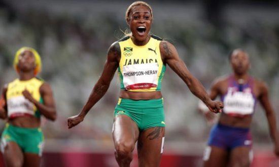 Olimpiadi Tokyo Atletica: Elaine Thompson vince l'oro nei 100 metri e batte il record olimpico di Florence Griffith Joyner