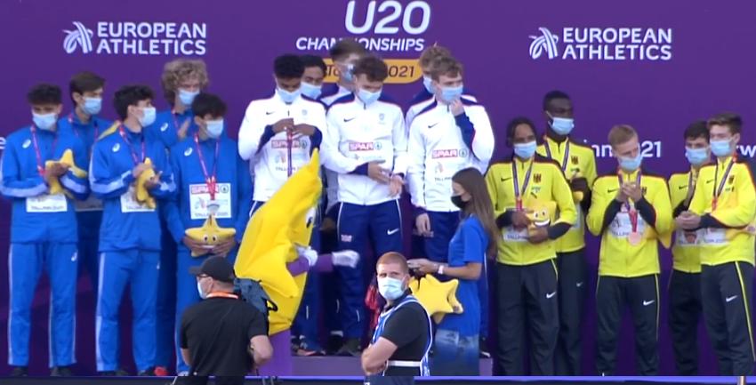 Europei U 20 Tallin: arriva un formidabile argento per la 4x400 metri maschile e un inimmaginabile bronzo per le ragazze