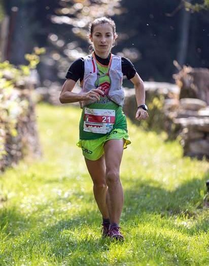 """Barbuscio successo al """"Trail delle 7 fontane""""  Un altro bel risultato per Lidia Mongelli."""