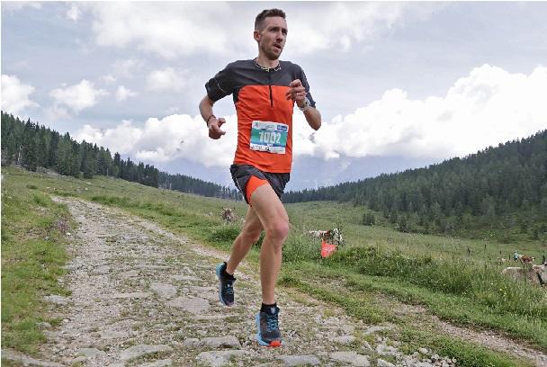 """Xavier Chevrier, Matteo Vecchietti, Vania Rizzà e Veronica Maran sono i vincitori della""""Primiero Dolomiti Marathon"""""""