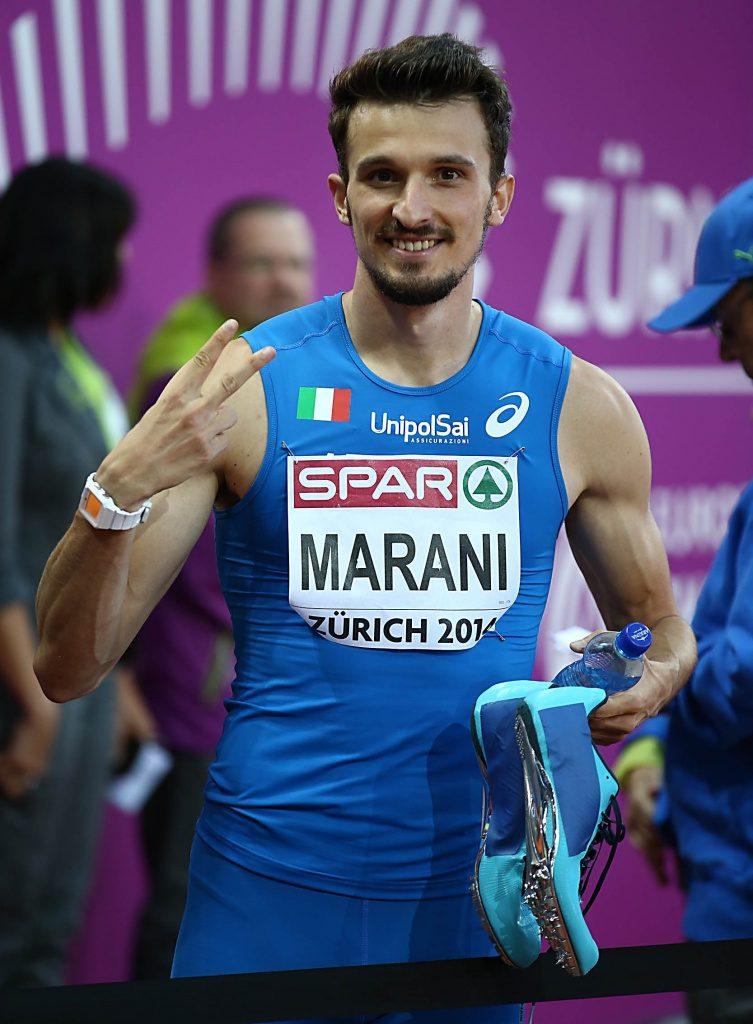 Diego Marani lascia l'atletica, è il quinto italiano di sempre sui 200 metri
