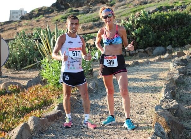 Patrizia Azzani e Calogero Di Gioia i dominatori della 10 edizione del Giro a Tappe Isola di Ustica Trofeo AMP, tra le società trionfo del GAP Saronno