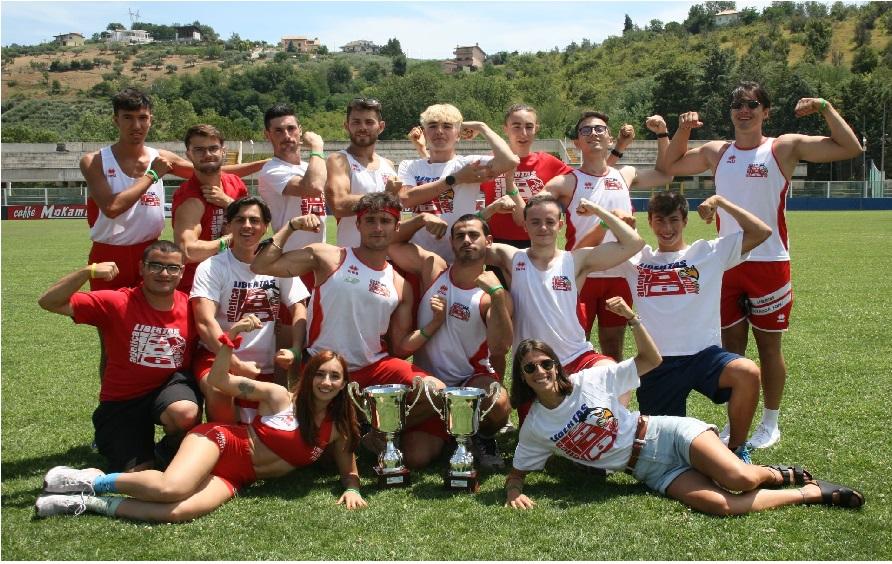 Campionati Italiani Nazionali Libertas Atletica: la società forlivese è Campione d'Italia