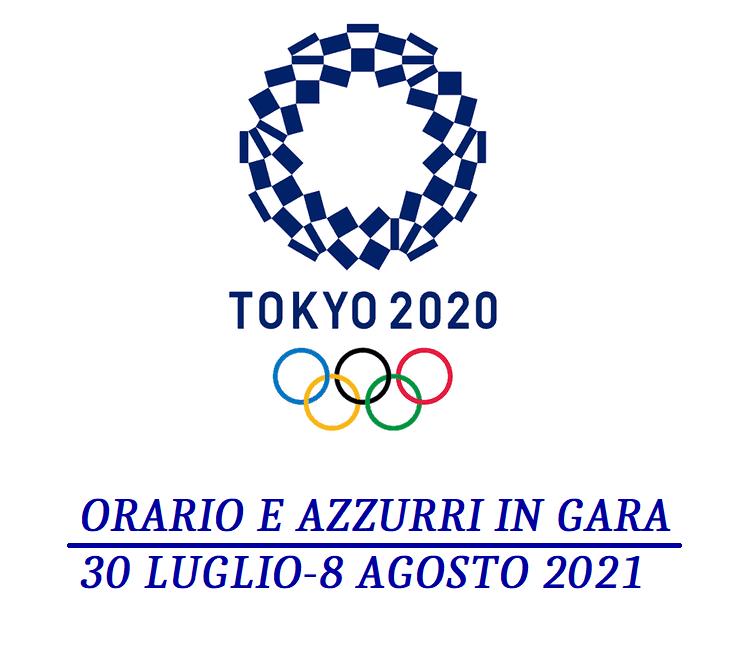 Olimpiadi Tokyo: ecco il calendario completo dell'atletica leggera (30 luglio-8 agosto 2021) e Orario degli azzurri