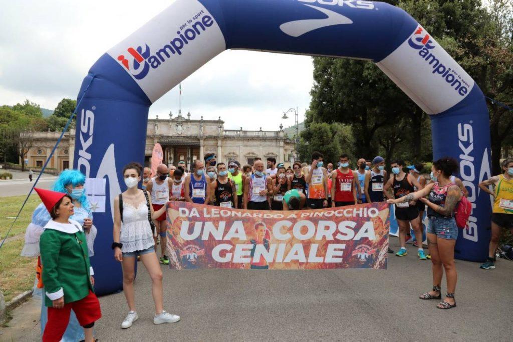 """Risultati """" Una corsa Geniale in Tour"""" di Montecatini Terme (Pistoia)"""