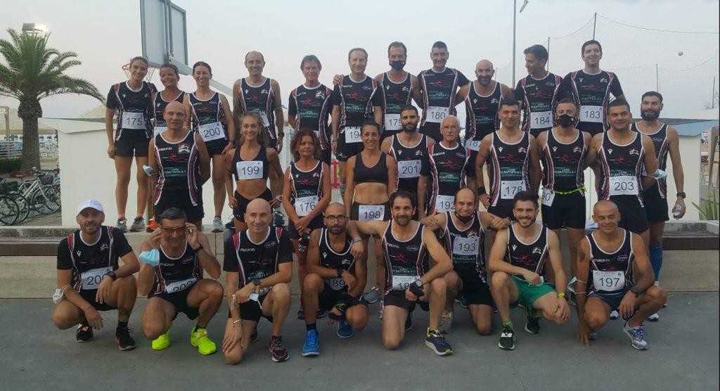 Grandi soddisfazioni nella rovente estate podistica della Pretuzi Runners Teramo
