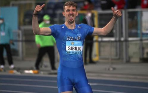 Europei U23 Tallin: trionfo con record di Alessandro Sibilio nei 400 ostacoli