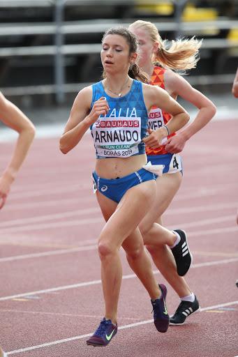 Europei U23 Tallin: Anna Arnaudo conquista l'argento nei 10.000 metri