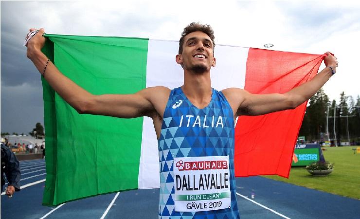 Europei U23 Tallin: entusiasmante oro per Andrea Dallavalle nel triplo