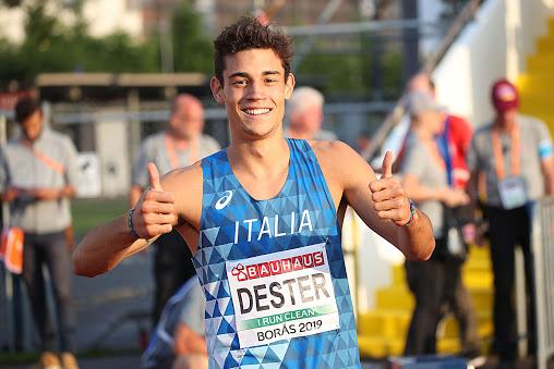 Europei U23 Tallin: Dario Dester record italiano nel decathlon, squalificate le ragazze della 4x100 terze