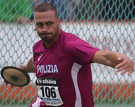 Nazareno Di Marco vince il disco all'