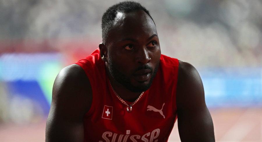 Il record europeo di Alex Wilson nei 100 metri scompare dal registro ufficiale della WA
